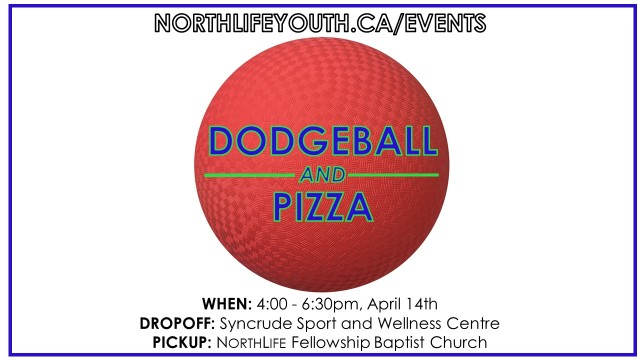 Dodgeball and Pizza