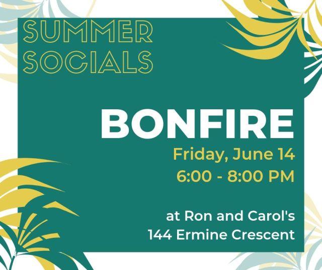 bonfire june 14 2019