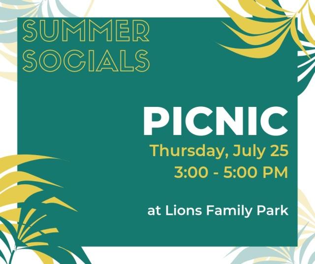 picnic july 25 2019