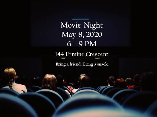 Movie Night - May 2020